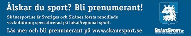 Skanesport Banner