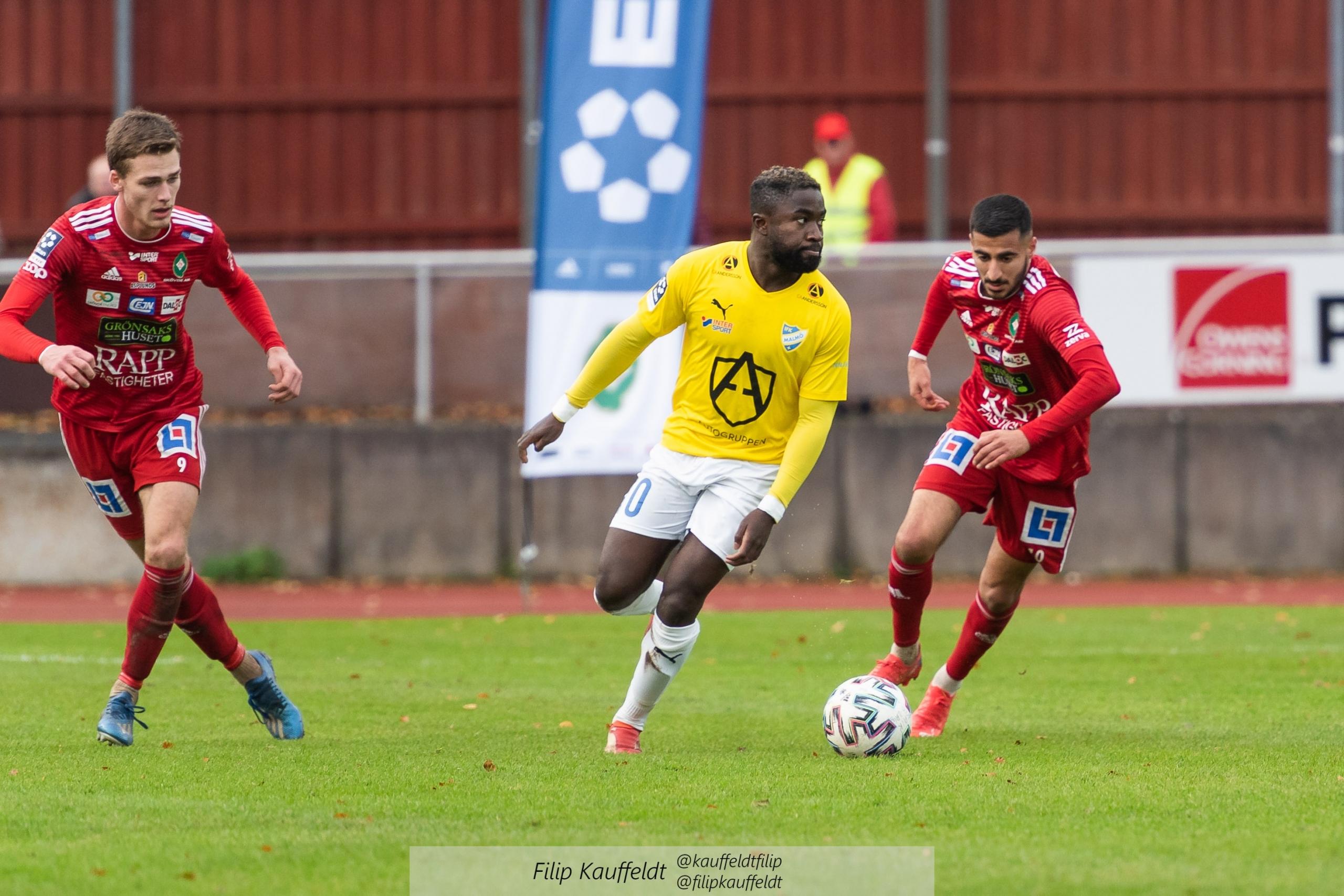 TV: Höjdpunkter från Skövde AIK – IFK Malmö